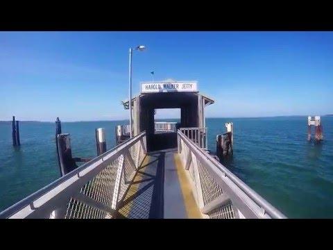 Fishing At Dunwich, Australia