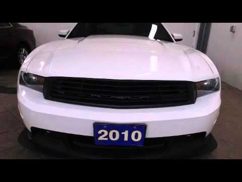 ford mustang gt manual 2010