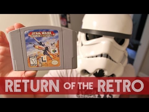 Return of the Retro #01 - Star Wars: Rogue Squadron (N64)