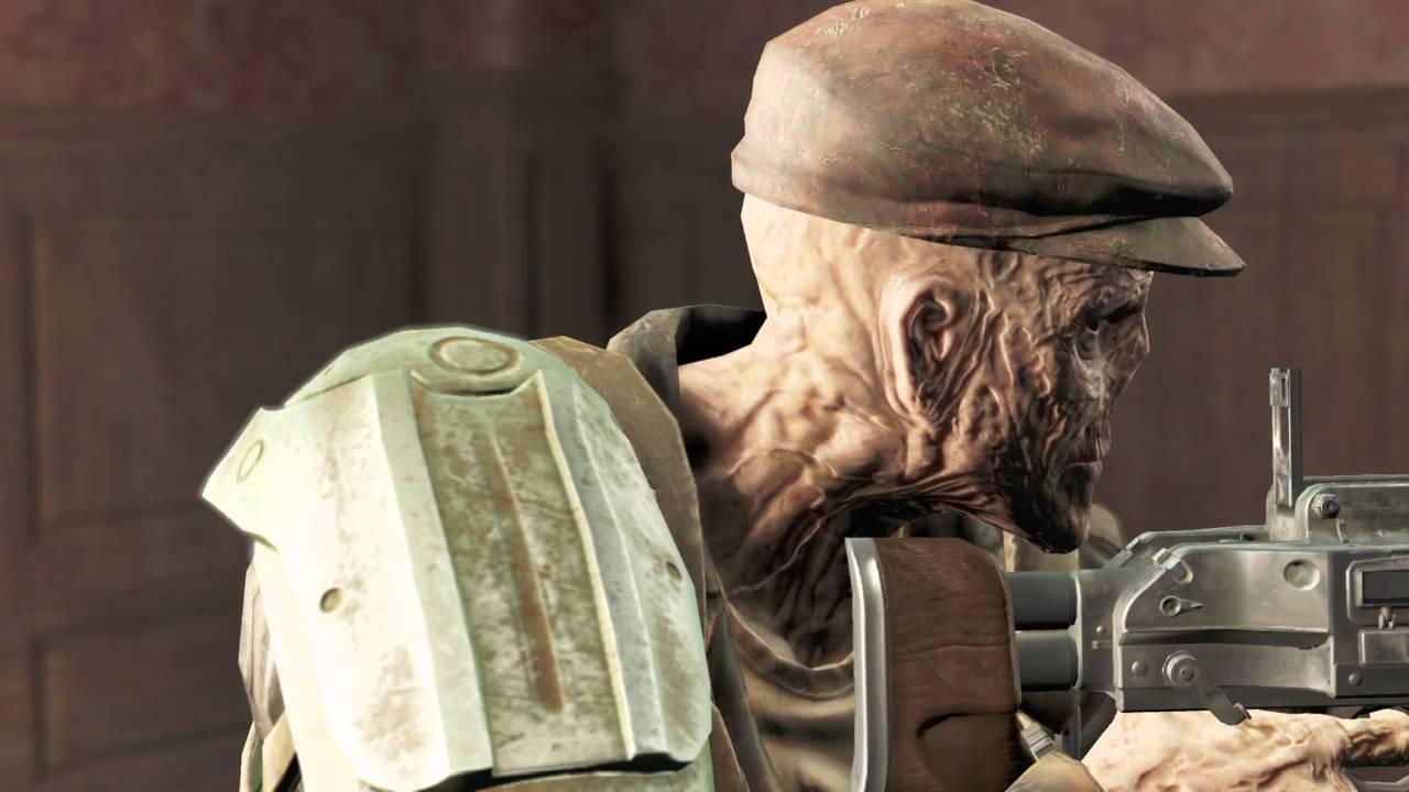 Fallout 4 Conversation Glitch - YouTube
