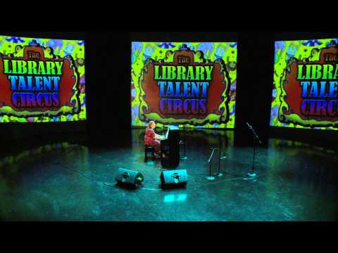 2014 Library Talent Circus: Arielle Sokol