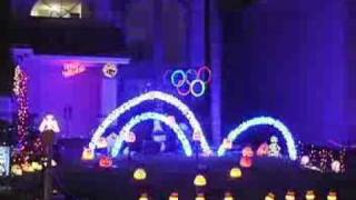 Halloween Lights, Arches Dance Under The Sea Little Mermaid