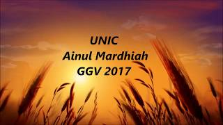 Video UNIC – Ainul Mardhiah GGV 2017 download MP3, 3GP, MP4, WEBM, AVI, FLV Juli 2018