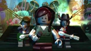 LEGO Rock Band - Trailer