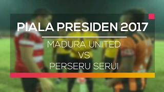 Video Gol Pertandingan Madura United vs Perseru Serui