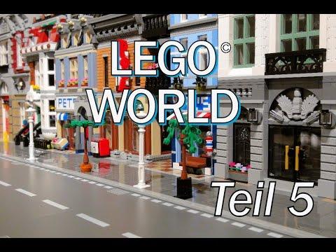 LEGO WORLD (Teil 5) - Brick Avenue