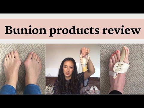Bunion correctors, separators and splints review   Calla Shoes