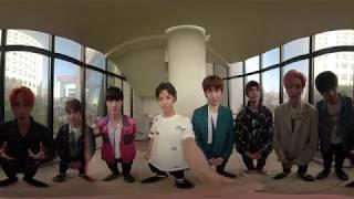 [뮤직뱅크 360 VR] 펜타곤 셀프캠 (PENTAGON / Musicbank 360 VR Self Cam) 4K