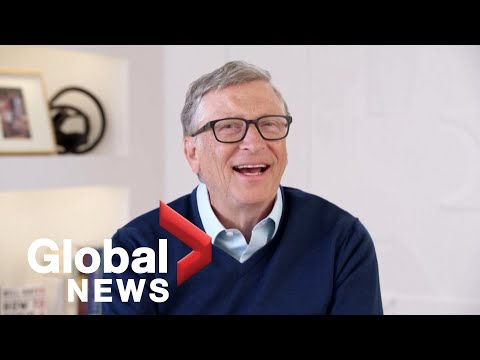 "Bill Gates calls pandemic conspiracy theories about him, Dr. Fauci ""crazy and evil"""