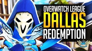 Overwatch - Dallas Fuel REDEMPTION! Valiant BEST in the WEST!