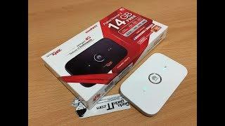 Mifi Router HUAWEI E5573 Speed 4G LTE JUMPER Bundling Telkomsel 14GB