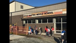 The New École Banting Middle School Welcomes Students and Employees