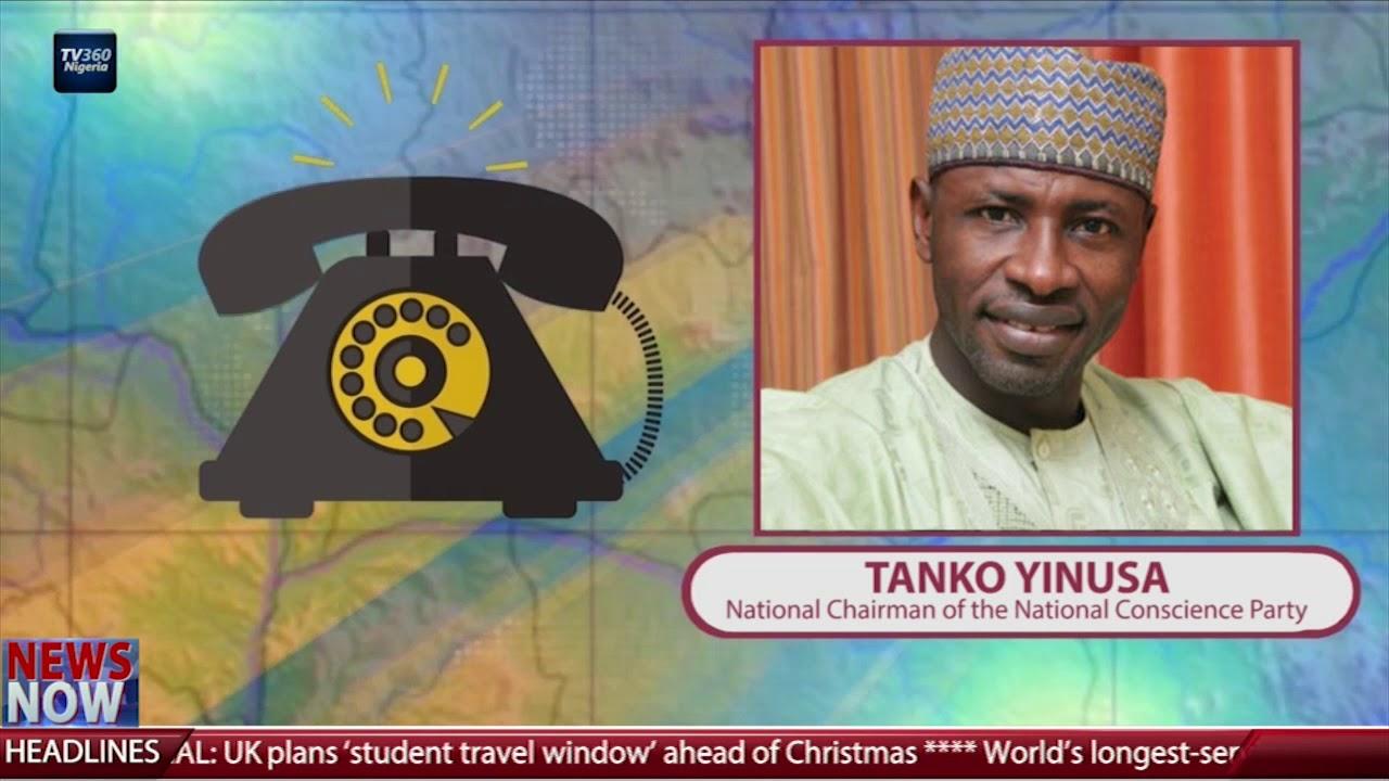 Download Tanko Yunusa speaks on Balarabe Musa's death | TV360 Nigeria
