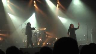 Trail Of Tears - Crashing Down Live In Belgium @ MFVF IX,Wieze 22/10/2011