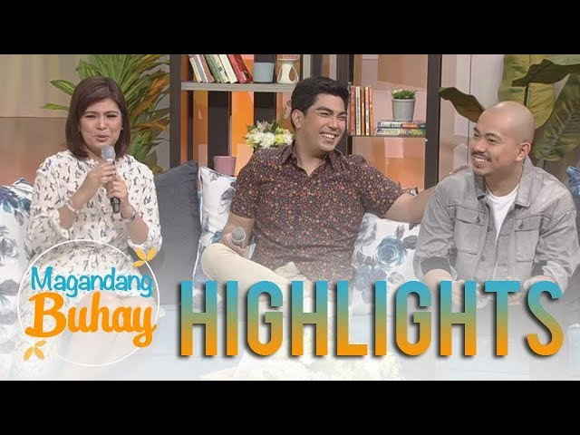 Magandang Buhay: Lani shares how she handled Jolo and Bryan sibling fights when they were younger