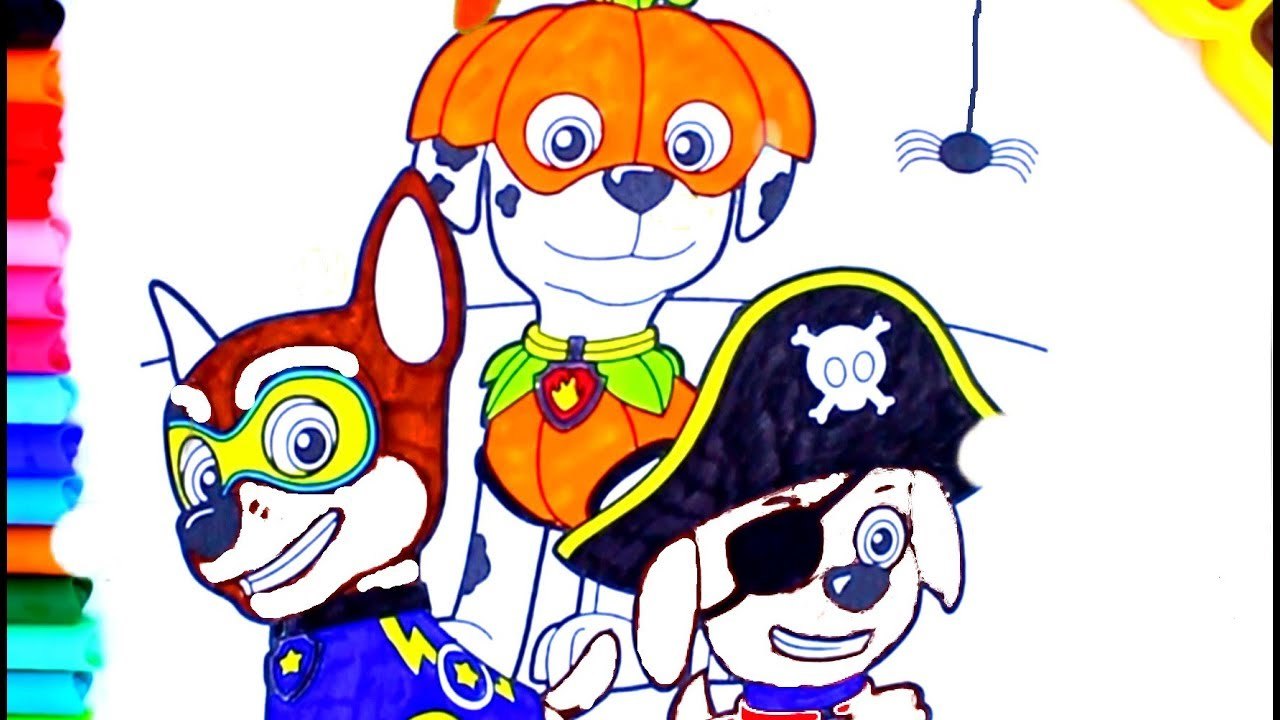 Patrulha Canina Pintar Carnaval Festa De Fantasias Youtube