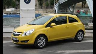 Essai Opel Corsa 2009