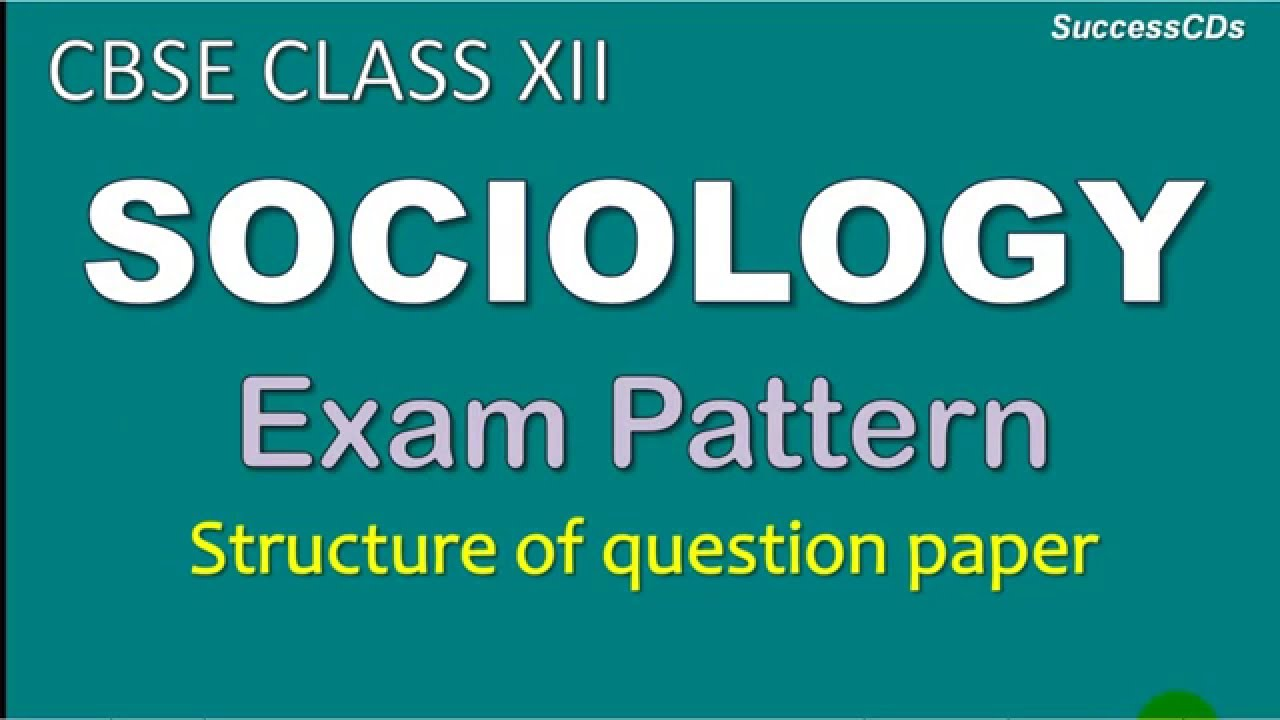 Image result for CBSE Class 12 sociology 2016 Sample Paper