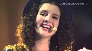 Shalisa - Million Lights (The Netherlands) LIVE Junior Eurovision Song Contest 2015