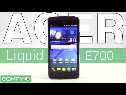 Acer Liquid E700 (E39) Triple Sim - смартфон с поддержкой 3 SIM-карт - Видеодемонстрация от Comfy
