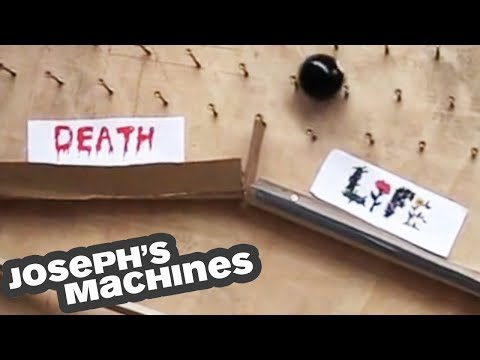 Life or Death Machine | Joseph's Machines