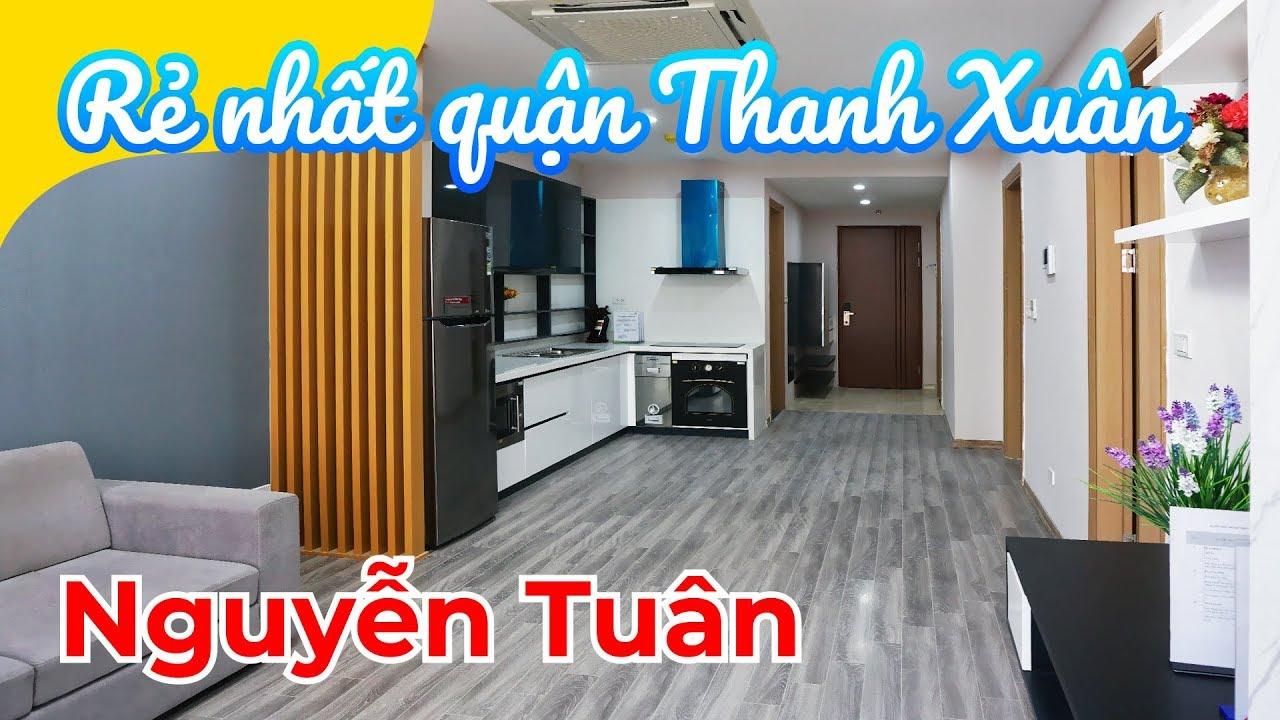 Chung cư GIÁ RẺ NHẤT quận Thanh Xuân: 2.7 tỷ – 3 ngủ – 88m2 (Thống Nhất Complex 82 Nguyễn Tuân)