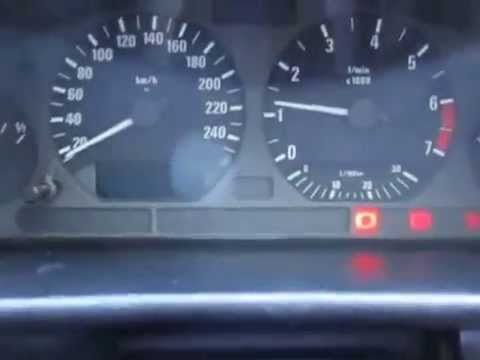 B17336 BMW 318i E36 M43 1.8 AUTO 1997 ENGINE TESTING
