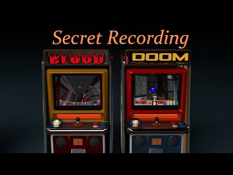 Secret Recording 🤫 for  -DOOM-  &  -Blood Fresh Supply- |