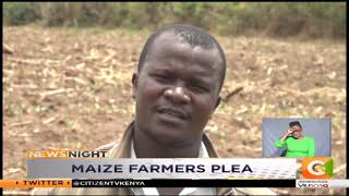 Migori maize farmers want gov't to buy their produce