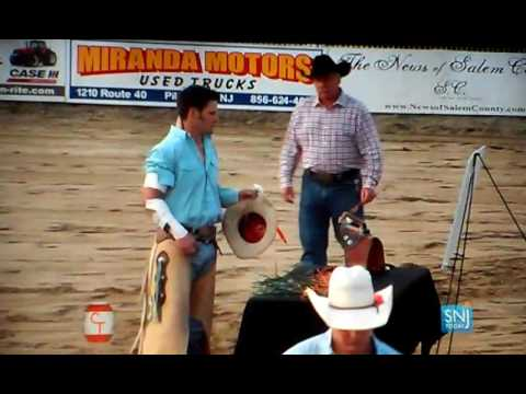 Coy Lutz Remberance at Cowtown Rodeo