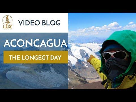 Aconcagua -  Summit of Mt Aconcagua