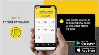 Pocket Estimator - Building Cost Estimates Made Simple