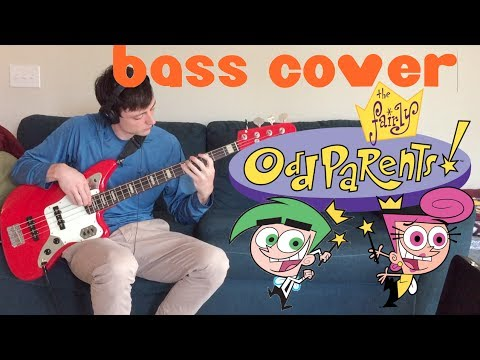 Fairly Odd Parents Bass Cover