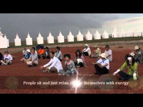 World energy center, Mongolia