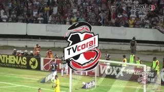TV Coral - Santa Cruz 3x1 Oeste - Série B 2015