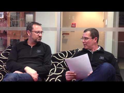 TAKEONEDAY - Paul Stewart Interview