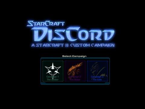 StarCraft 2: Discord - Terran 01 - Ghost Towns (Beta)