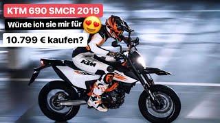 KTM 690 SMCR 2019 - Das Supermoto Spaßgerät