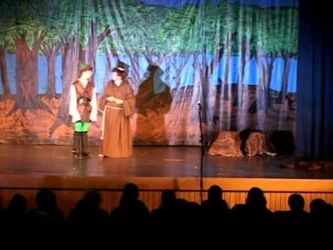 "Minneapolis High School Play ""Legend of Robin Hood - Sort Of""  4/14/2014"