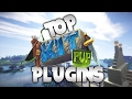 "Minecraft Saturday | Top 3 ""KITPVP"" Plugins!"