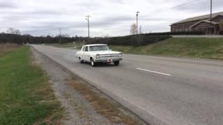 65 Plymouth A990 clone