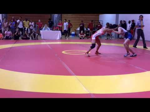 2014 Canada Cup: 48 kg Miyu Yamamoto (JPN) vs. Natassya Lu (CAN)