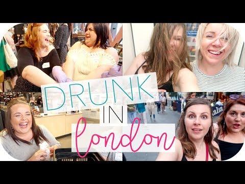 DRUNK IN LONDON