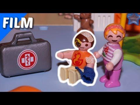 Playmobil Film deutsch Krankenschwester Emma 👩🏻⚕️Spielzeug Kinderfilm