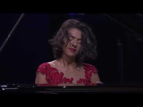 Khatia Buniatishvili   Franz Liszt   Liebestraum No  3 in HD