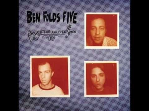 Ben Folds Five - Selfess, Cold and Composed
