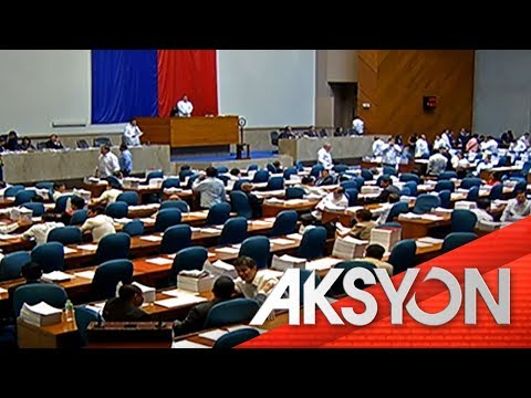 8 mambabatas, pinagpipiliang pumalit kay House Speaker Arroyo