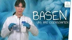Was sind eigentlich Basen? I musstewissen Chemie