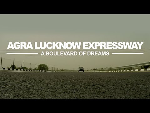 Agra Lucknow Expressway Promo