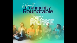 Charly Rowe Community Roundtable Madison Common Council Alder District 3